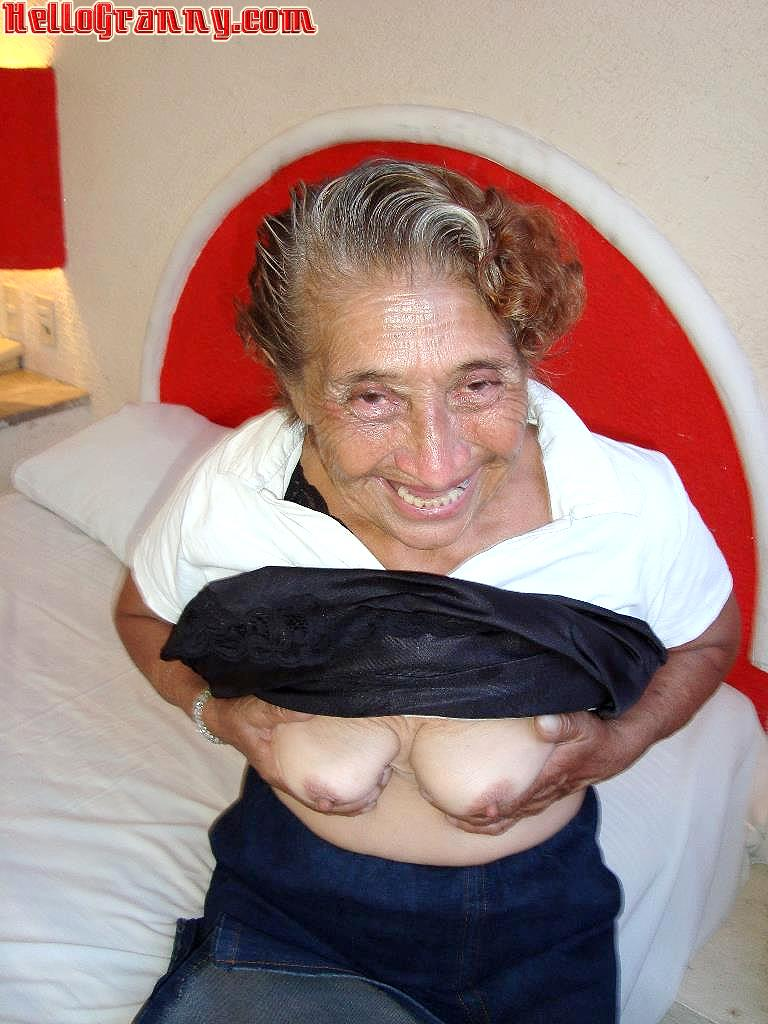Exotic Granny 38