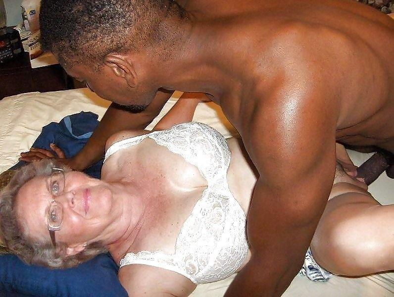 Amazing gilf loves bbc super hot gilf 8