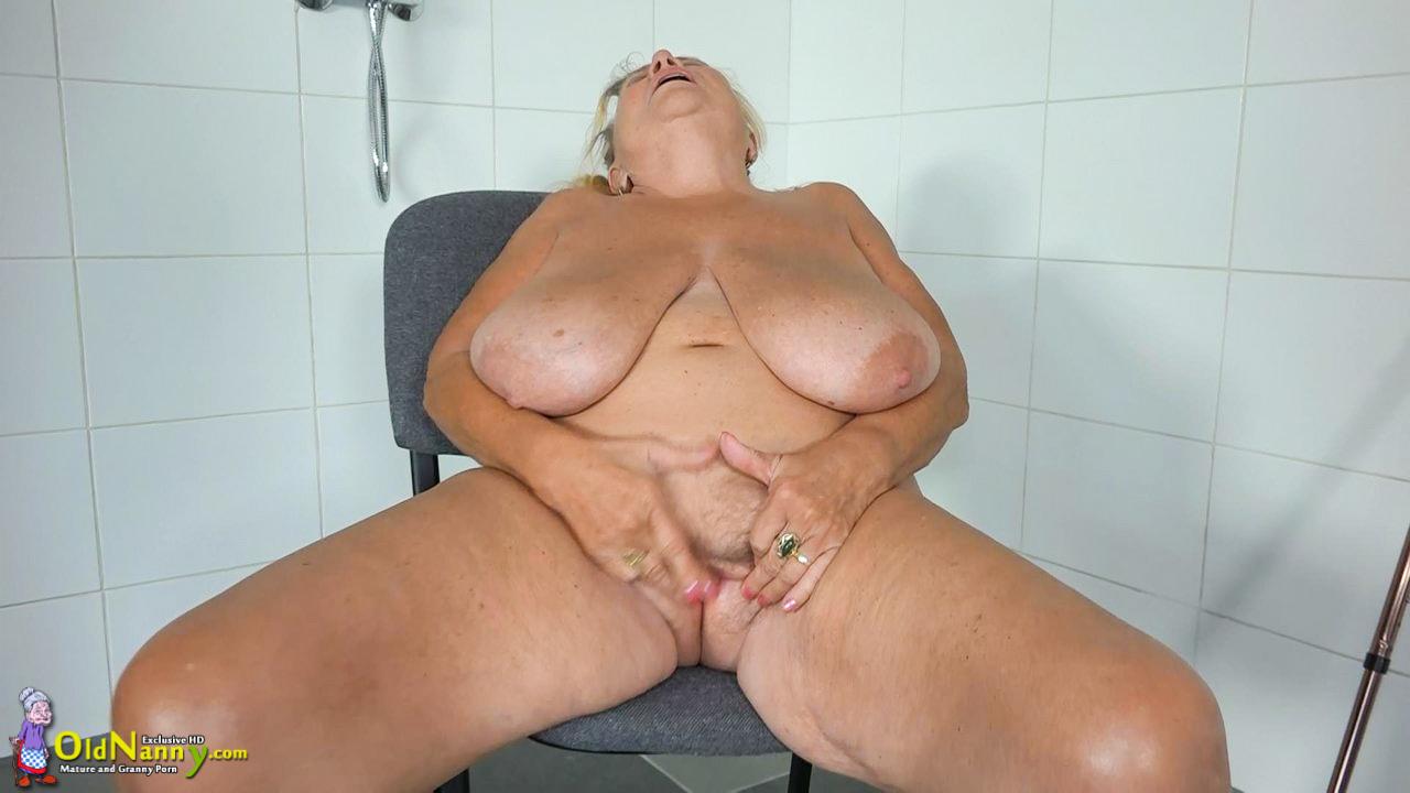 Longest mature nipples