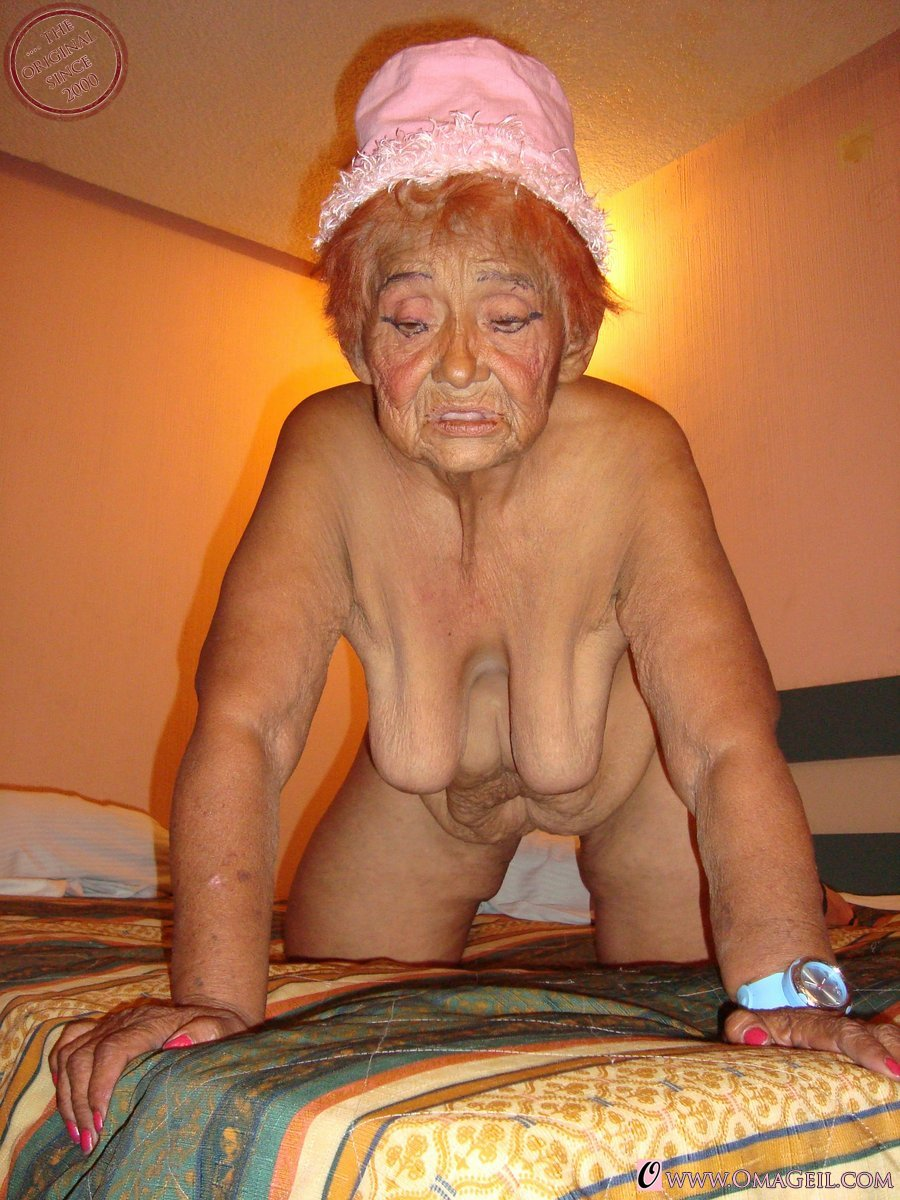 Old granny bbw crazy gypsy - 2 part 3