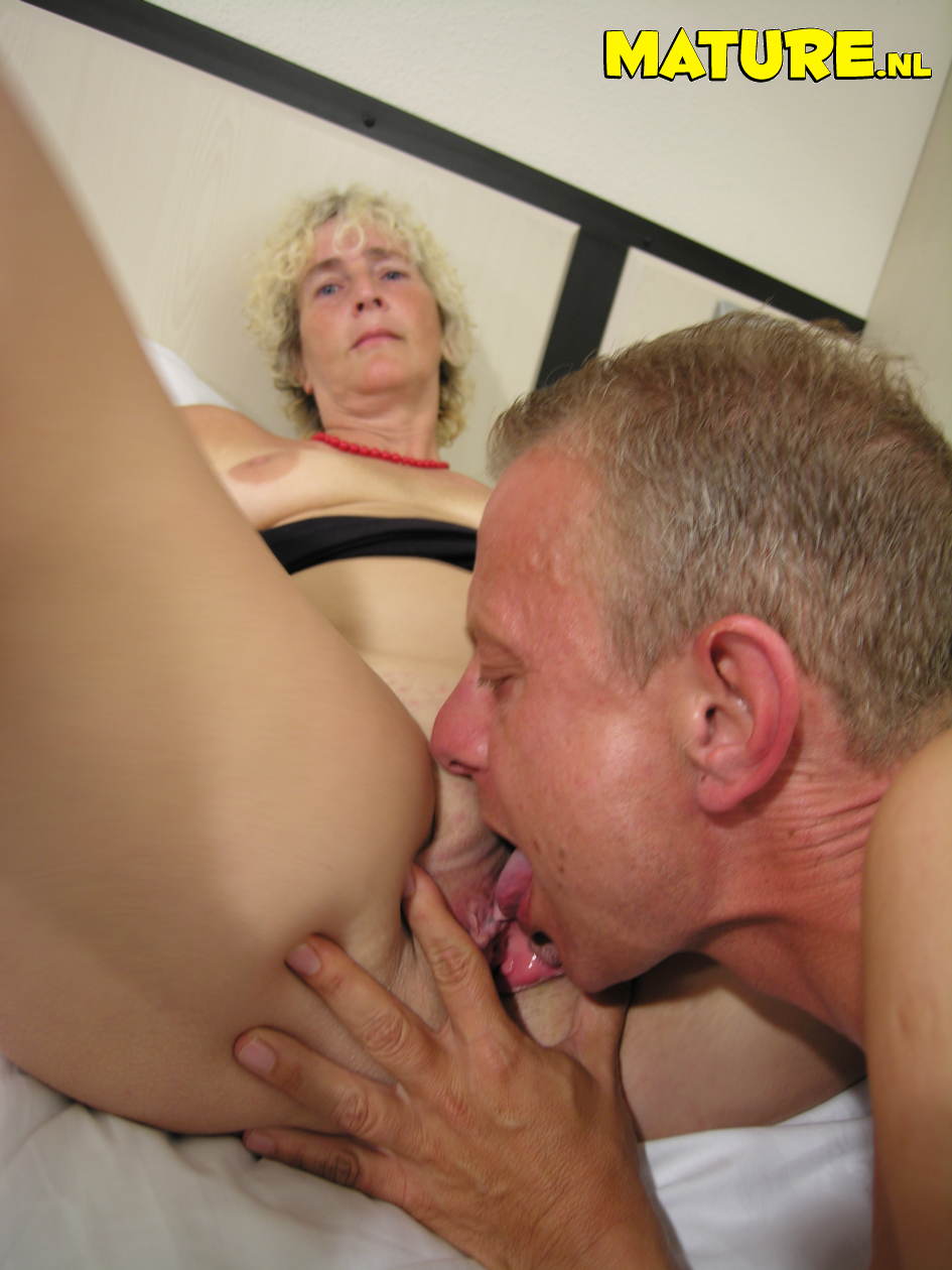 Hot mature with abnormal tits 4